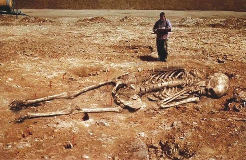 15 Foot Tall Giants Who Lived in Sardinia